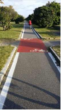 versilia in bici sulle piste ciclabili