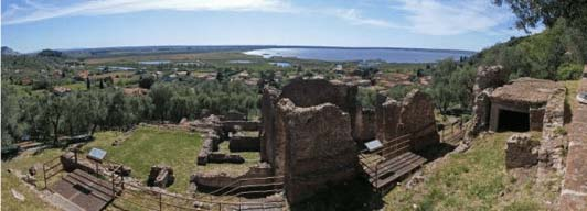 versilia bici massarosa lago resti romani tour
