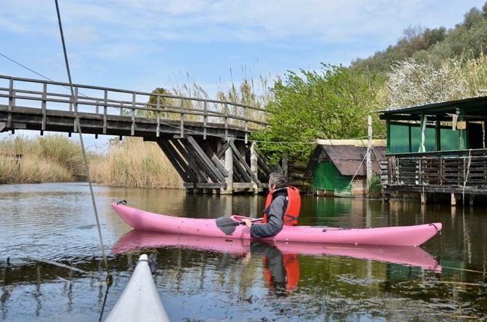 dal Petit Hotel in canoa-sul-lago-massaciuccoli