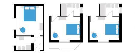 double-room-plan-Petit-hotel-lido-camaiore-versilia