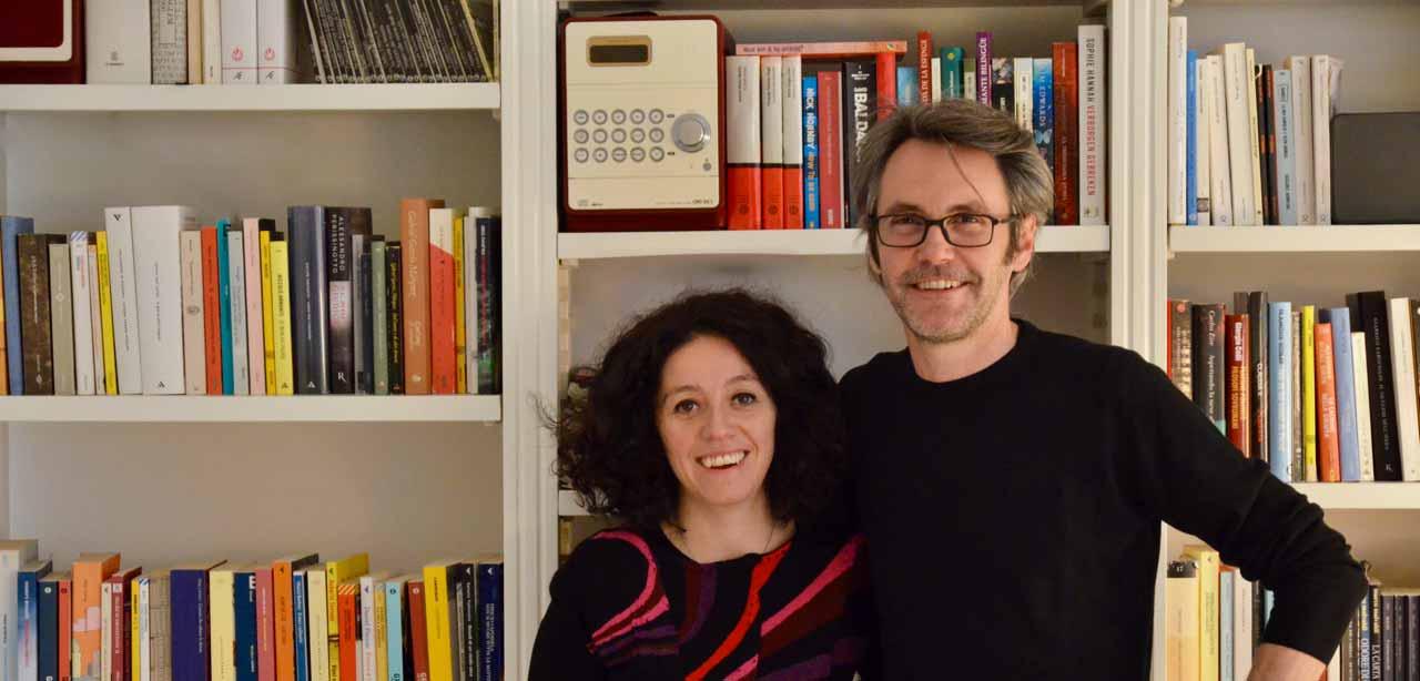 Alberto e Marta al Petit Hotel di Lido di Camaiore