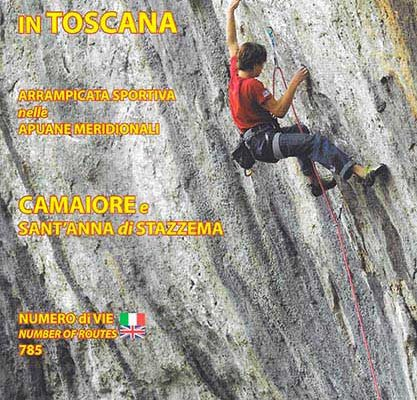 Arrampicare in Toscana a Camaiore