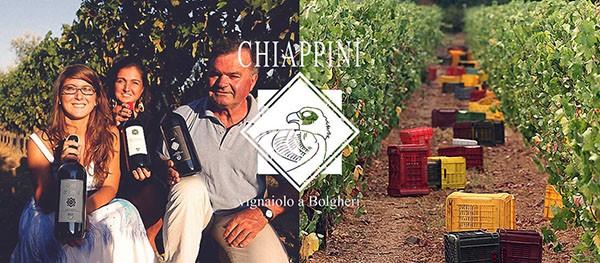 Bolgheri Azienda Agricola Giovanni Chiappini