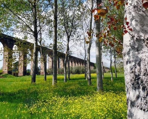 , le vie dell'acquaitinerari per scoprire Lucca